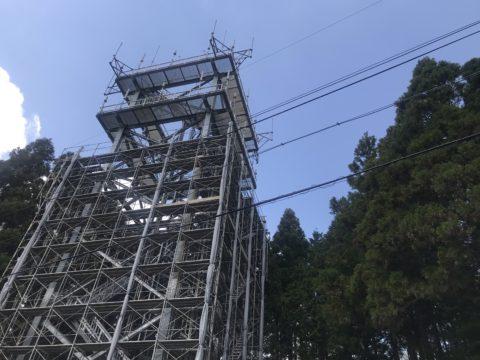 R2年施工 三国山RCAG増波工事